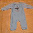 Отдается в дар Детская одежда от 6 до 9 месяцев для мальчика