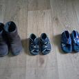 Отдается в дар Обувь детская на мальчика