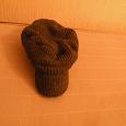 Отдается в дар Теплая женская кепка