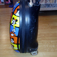 Отдается в дар Детский чемоданчик на колесиках