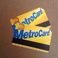 Отдается в дар Билеты метро Нью-Йорка