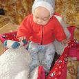 Отдается в дар Толстовка для малыша от года до 3