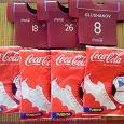 Отдается в дар Футболки на бутылку от «Coca-Cola».