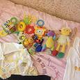 Отдается в дар Детские вещи и игрушки с 3х месяцев до 9, 10 ти месяцев