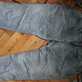 Отдается в дар бриджи джинсовые 34 новые