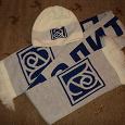 Отдается в дар Комплект (шапка и шарф), новый