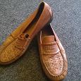 Отдается в дар ботинки мужские размер 42, 41.без дефектов!