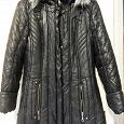 Отдается в дар Куртка подростковая черного цвета