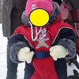 Отдается в дар Детский зимний комбинезон на меху.