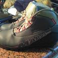 Отдается в дар лыжные ботинки 35-36(23)
