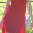 Отдается в дар Платье летнее XS