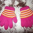 Отдается в дар Теплые перчатки на год + -