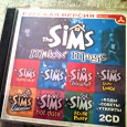 Отдается в дар компьютерная игра The Sims
