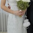 Отдается в дар Свадебное платье 44-46 р-р