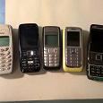 Отдается в дар Nokia в разном состоянии