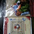 Отдается в дар Набор для вышивания крестом
