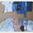 Отдается в дар Пижамки и футболки на мальчика 104-110