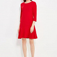 Отдается в дар Платье красное. Разм 46 (М).