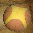 Отдается в дар Баскетбольный мяч