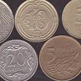Отдается в дар Монеты Турции и Польши