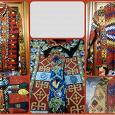 Отдается в дар Блуза женская в этно-стиле, р-р 42-44 на рост до 164 см.