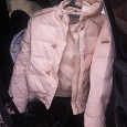 Отдается в дар Куртка молочного цвета 46 размер Outventura