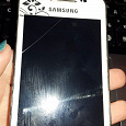 Отдается в дар Смартфон SAMSUNG Galaxy Ace La Fleur GT-S5830I белый