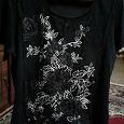 Отдается в дар Кофта — футболка женская 48 -50 размер