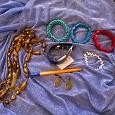 Отдается в дар Украшения: браслеты, бусы, серьги