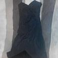 Отдается в дар Черное платье S на рост до 160