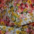 Отдается в дар Текстиль и подобное для дома или дачи — скатерти и занавеска в ванную