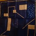 Отдается в дар платок синий