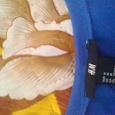 Отдается в дар Майка блузка р 42 синяя
