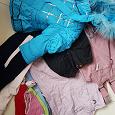 Отдается в дар Зимние вещи на девочку до 3-х лет