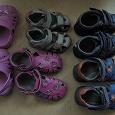 Отдается в дар обувь детская 22-23