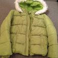 Отдается в дар Куртка для девочки 10 лет