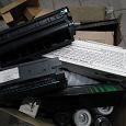 Отдается в дар Картриджи и прочие расходники для печатающих машинок называемых принтерами