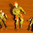 Отдается в дар Игрушки солдаты