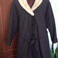 Отдается в дар Пальто женское зимнее