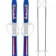 Отдается в дар Лыжи детские Олимпик-спорт с палками