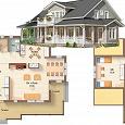 Отдается в дар СД диск «6100 планов домов»