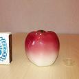 Отдается в дар Солонка керамическая — Яблоко