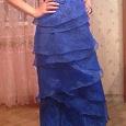 Отдается в дар Выпускное вечернее платье