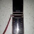 Отдается в дар Телефон Samsung GT-S3600i Gold