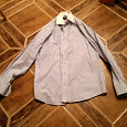 Отдается в дар Мужская рубашка 40