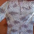 Отдается в дар блуза- рубашка женская, р-р 44
