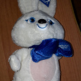 Отдается в дар Мягкая игрушка заяц, эмблема олимпийских игр в Сочи