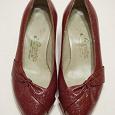 Отдается в дар Винтажные туфельки 35 размер