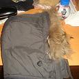 Отдается в дар Капюшон от детской куртки