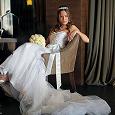 Отдается в дар Свадебное платье 42-44